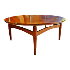 low profile coffee tables | houzz