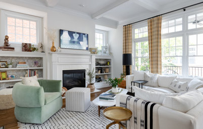Houzz Tour: Designer's Home Has Evolved Over the Years