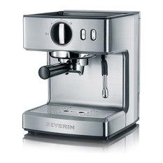 - Severin  Manuell Espressobryggare - Espressomaskiner