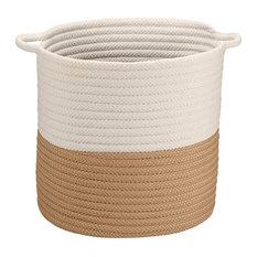"Craftworks Basket - Sand 16""x16""x16"""