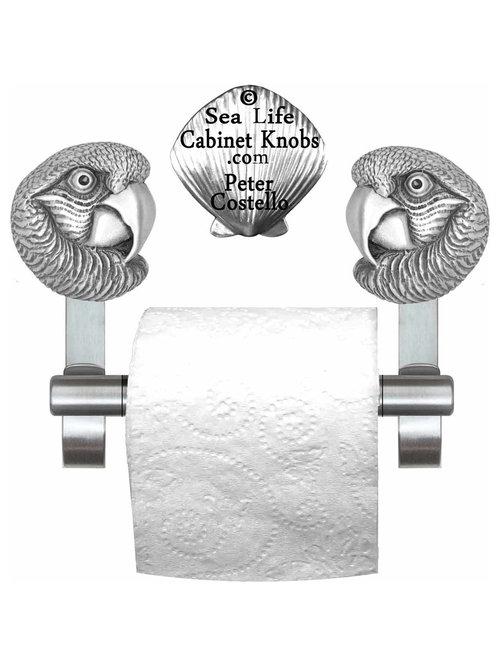 Beach Toilet Paper Holder