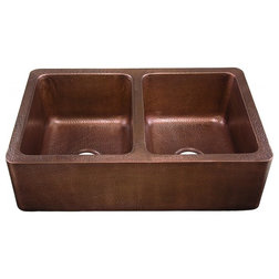 Traditional Kitchen Sinks by Thompson Traders