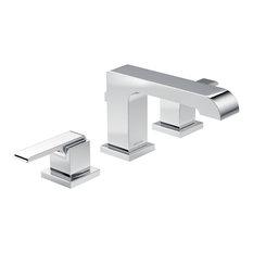 Delta 3567-MPU-DST Ara Widespread Bathroom Faucet