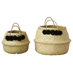 Tropical Baskets by The Grey Antler