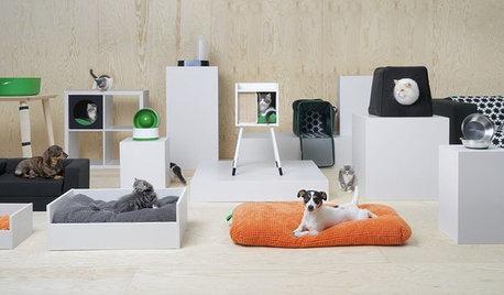 Com'è Lurvig, la Nuova Serie di Ikea per Animali?