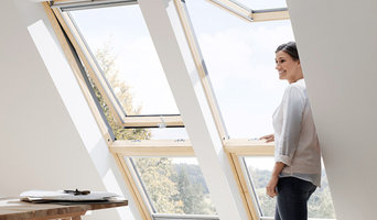 VELUX Top Hung Windows with Sloping Elements