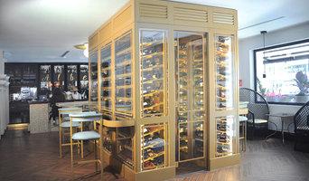 bodega climatizada restaurante Albertina-Madrid