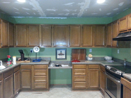 Living In And Updating 1990s Kitchen Help With Colors