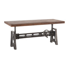 adjustable height coffee tables | houzz