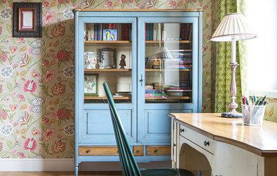 Дизайн-дебаты: Надо ли клеить обои за шкафом?