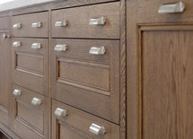 What are these cabinets made of?  Thank you!