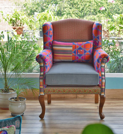 Armchairs & Accent Chairs by limón