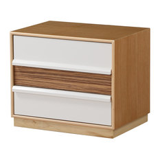 ACME Betella Nightstand/End Table Natural