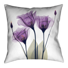 Laural Home Lavender Hope Decorative Pillow