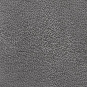 Grey Breathable Leather Look And Feel Upholstery By The Yard