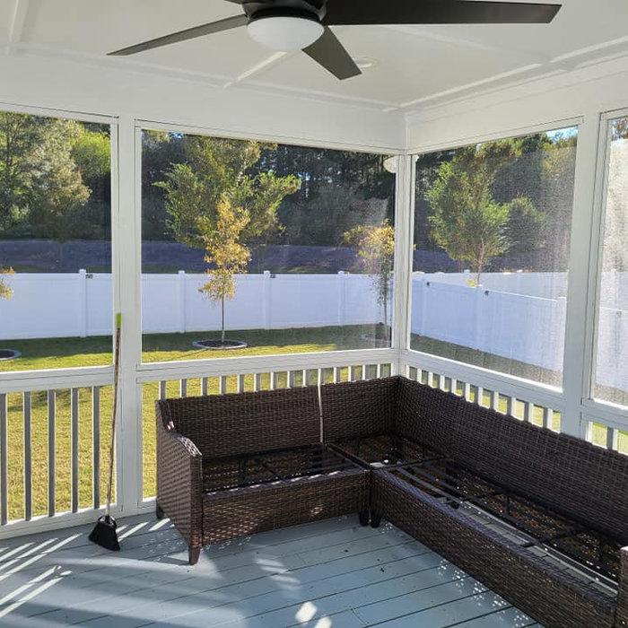 Twinstar Screened In Porch