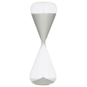 Hourglass Timer White Sand