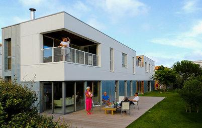 Visite Privée : Deux maisons en une pour quatre générations !