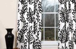 Mod Leaves Curtains