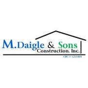 Foto de M. Daigle and Sons constrction Inc