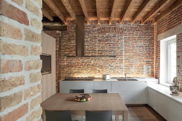 Wandgestaltung Mit Klinker: Wandgestaltung Wohnzimmer Klinker ... Badezimmer Klinker