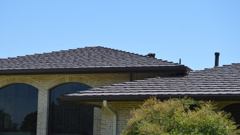 Aluminum Country Manor Shake Metal Roof - CW Roofing