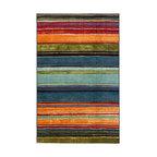 Rainbow Multi Rug, 5