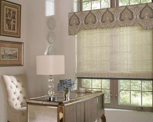 Home Office Den Window Treatment Ideas