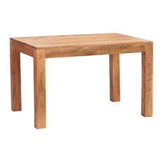 Santiago Light Mango Wood Small Dining Table