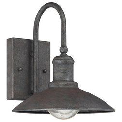 Industrial Outdoor Wall Lights And Sconces by Buildcom