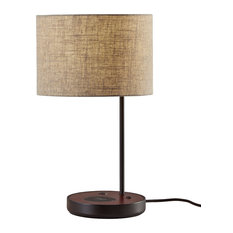 Oliver AdessoCharge Table Lamp