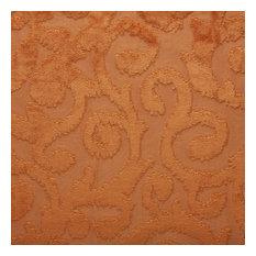 Mariano Saffron Fabric, 1 Yard