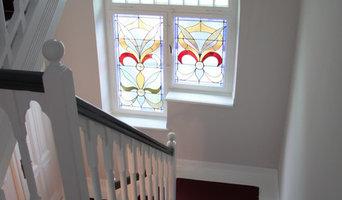 Treppenläufer in einem denkmalgeschützen Haus
