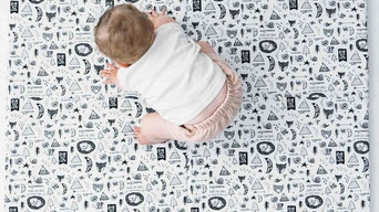 Wee Gallery - adventure awaits Play Mats For Infants