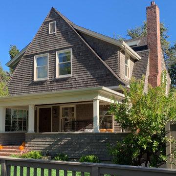 Professorville Historic Home