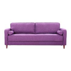 Modern Furniture Couch midcentury modern sofas & couches | houzz