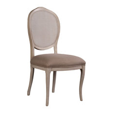 Elsa French Country Cane Back Beechwood Dining Chair