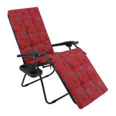 South Carolina Gamecocks Zero Gravity Chair Cushion, 20x72x2