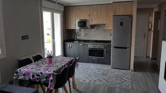 Reforma integral de vivienda en Iurreta ( Bizkaia )