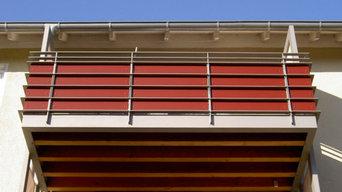 Andreas Tollhopf Architektur - Balkon