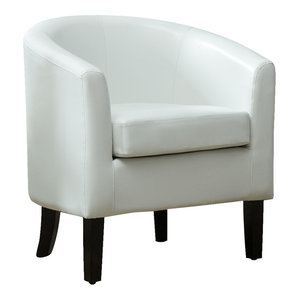 Gdf Studio Prescott Tub Design Club Chair Contemporary