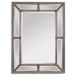 Traditional Wall Mirrors by BASSETT MIRROR CO.