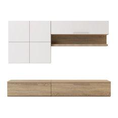 murs tv et meubles tv. Black Bedroom Furniture Sets. Home Design Ideas
