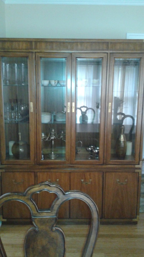 ... Thomasville Huntley My Husband Says That China Cabinets Outdated Is  This True I Do Have A Formal Dining Room And I Love The Thought Of China  What Is The ...