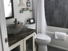 You Can Turn That Into a Bathroom Vanity?