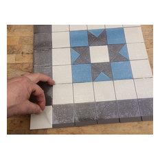 Victorian Style Mosaic Floor Tiles