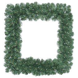 Traditional Wreaths And Garlands by Gumdrop Lane Inc