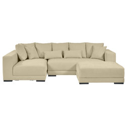Contemporary Sectional Sofas by Handy Living