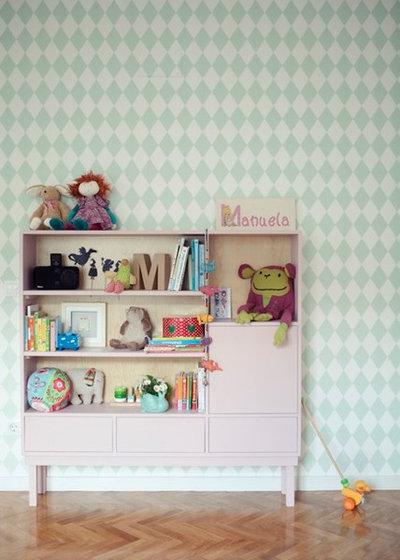 Dormitorio infantil by Picapino Carpintería/Ebanistería