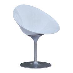Modern Classics Eco Flatbase Dining Chair White